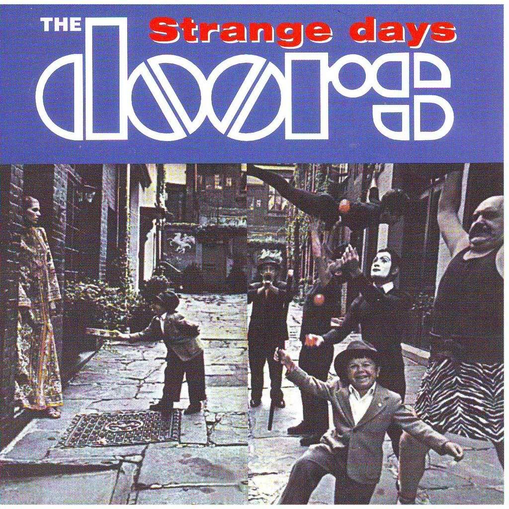 Doors Strange Days