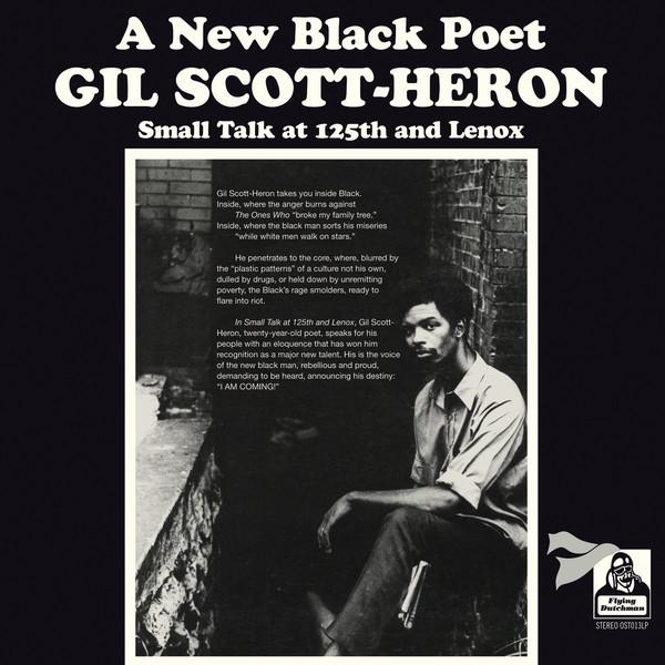 Gil Scott-Heron Small Talk At 125th And Lenox