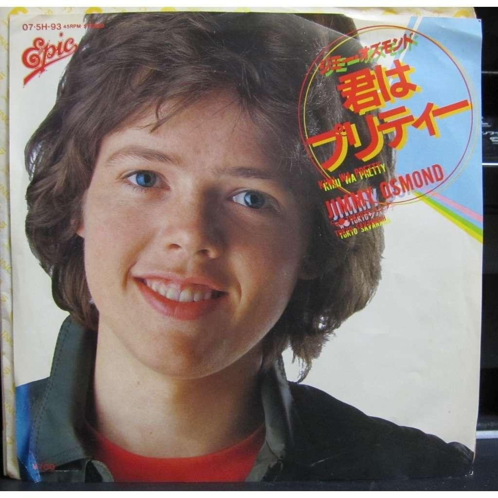 Jimmy Osmond Kimiwa Pretty/Tokyo Savannah
