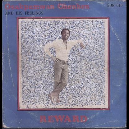 Osakpamwan Ohenhen and his Feelings Reward