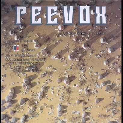Peevox Voix Du Petrole