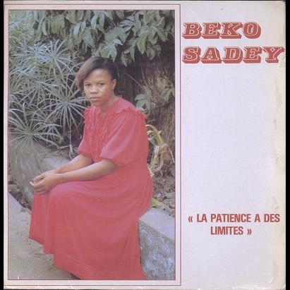 Beko Sadey La patience a des limites