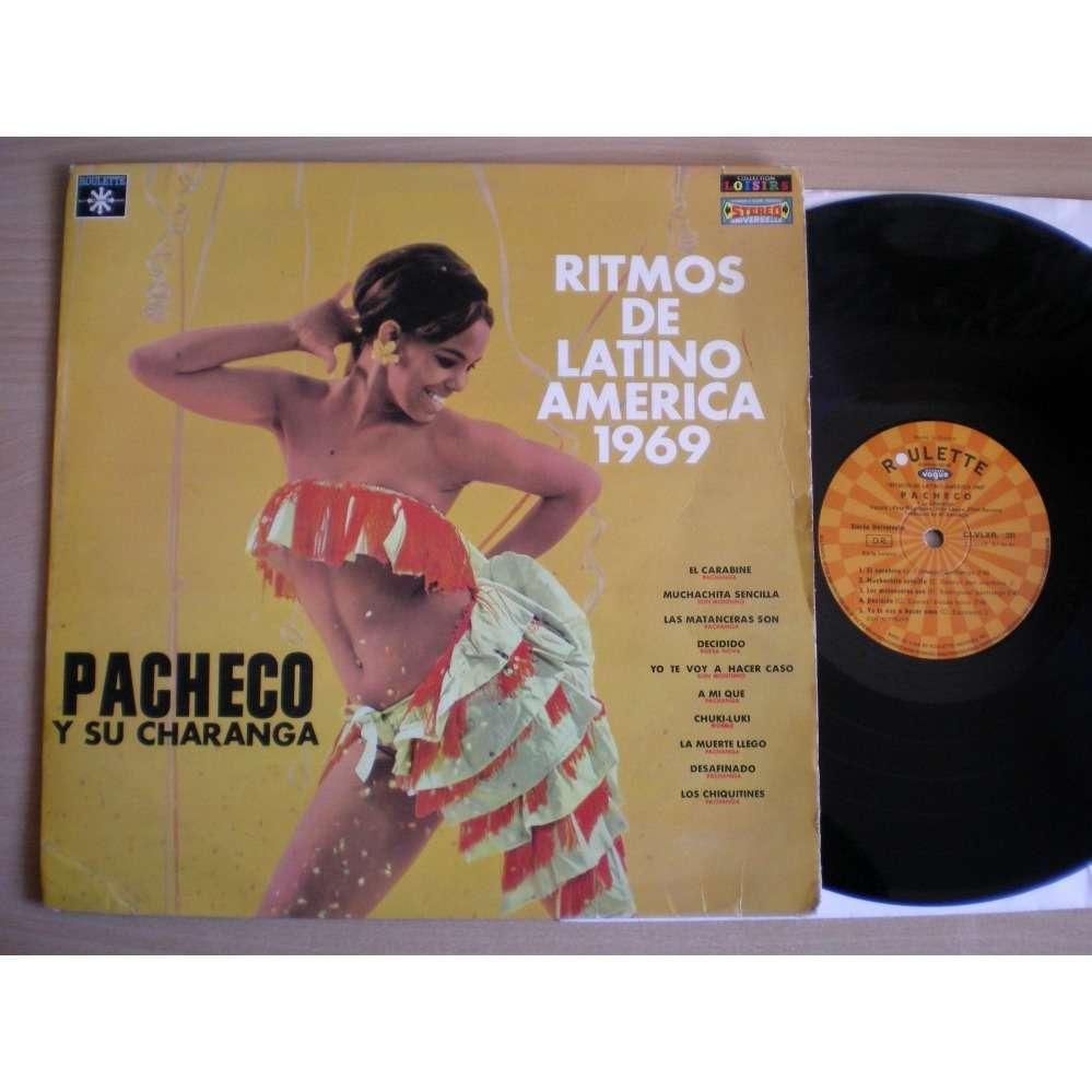 Pacheco Y Su Charanga - Johnny Pacheco Ritmos De Latino America 1969
