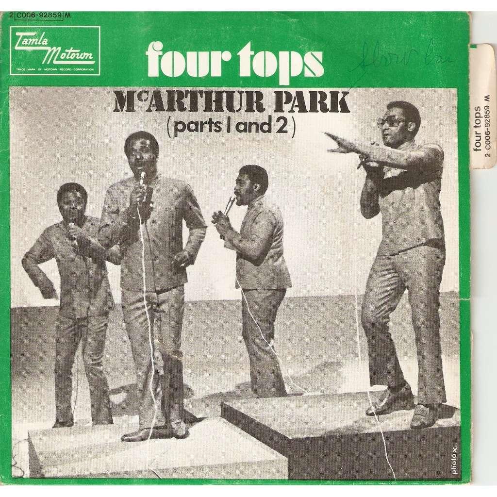 FOUR TOPS MAC ARTHUR PARK (PART I & II)