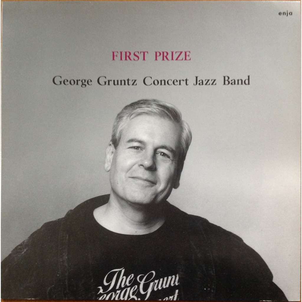 George Gruntz Manfred Schoof Stanton Davis Wheeler The George Gruntz Concert Jazz Band - First Prize