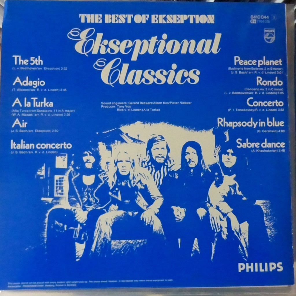 EKSEPTION THE BEST OF