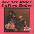 LAVERN BAKER - See See Rider (lp) - 33T