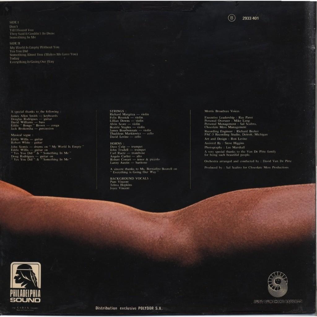 Norman feels (don't) 1er lp - 1st lp by Norman Feels, LP with ubik76