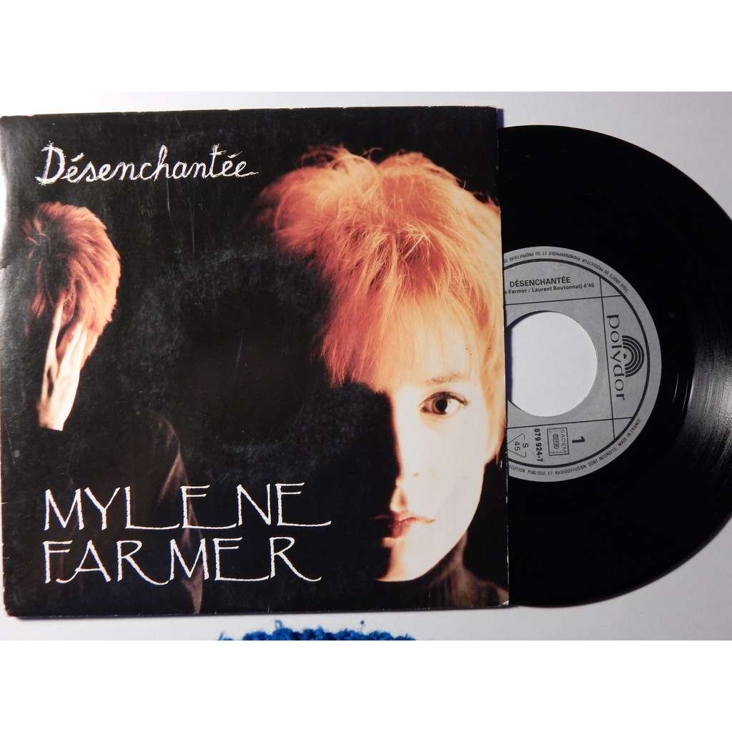 Mylène farmer Désenchantée