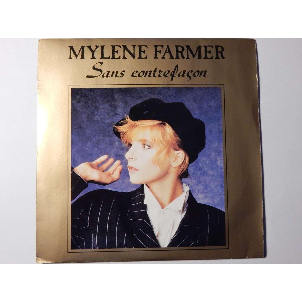 Mylene Farmer Sans contrefaçon