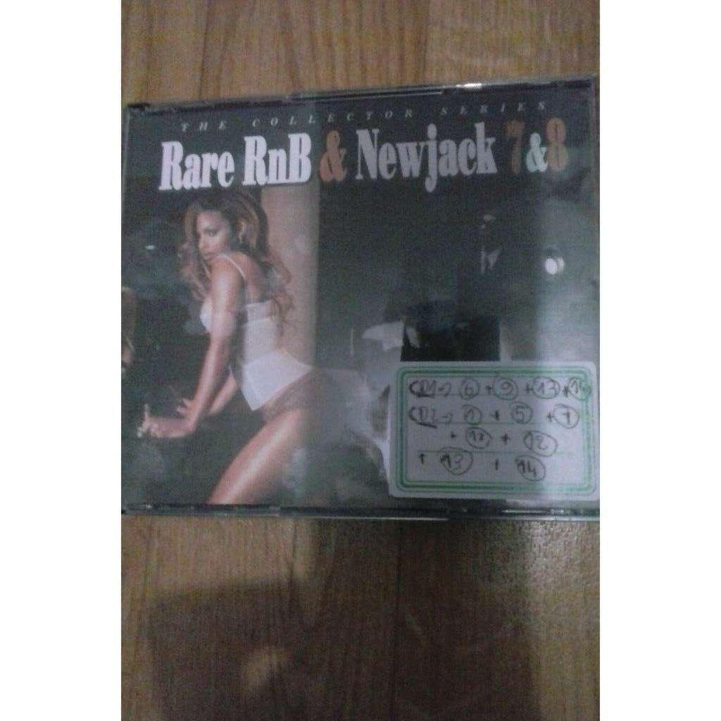 rare rnb and new jack vol 7 et 8 unreleased remix versions