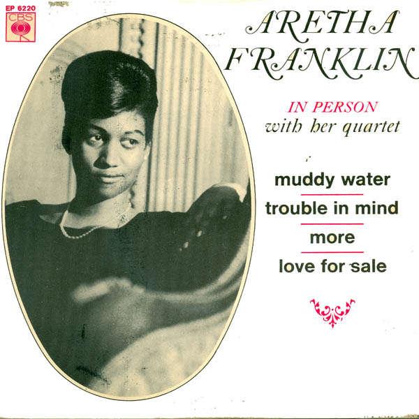 aretha franklin In person
