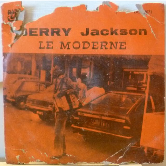 BERRY JACKSON Osibe jaloux / Mimi emo