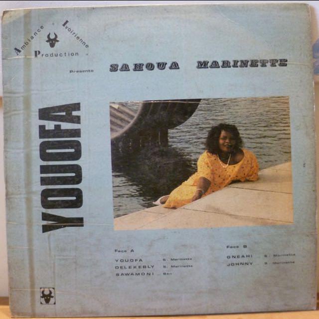 SAHOUA MARINETTE Youofa