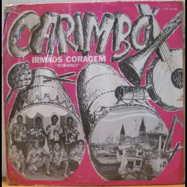 IRMAOS CORAGEM Carimbo