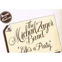 ZAGER MICHAEL BAND ( THE ) life's a party ( vinyle couleur jaune transparent )