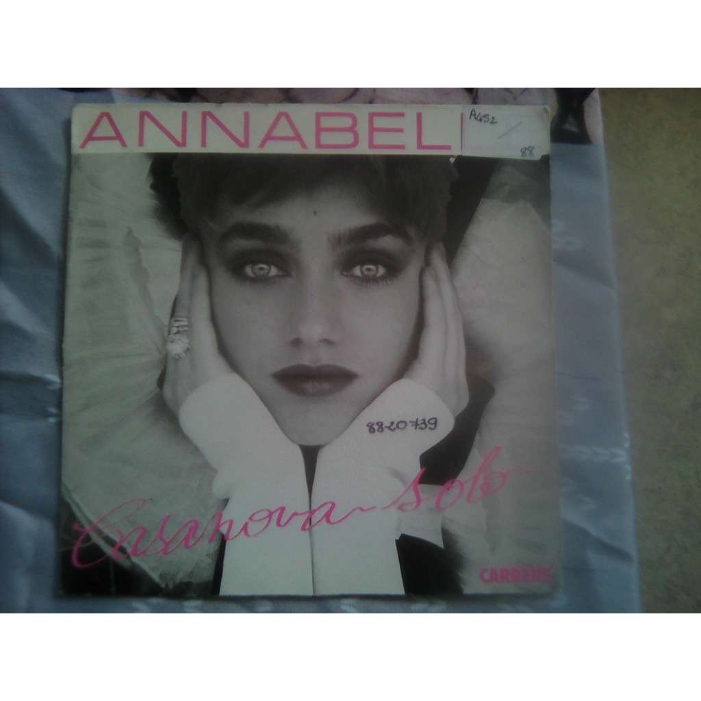 Annabelle (3) - Casanova Solo (7, Single) Annabelle (3) - Casanova Solo (7, Single)