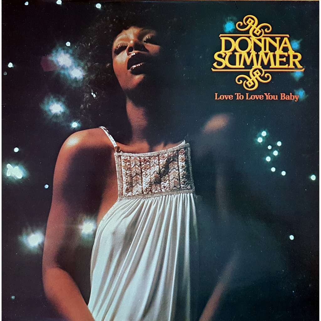 donna summer Love To Love You Baby (France 1978)