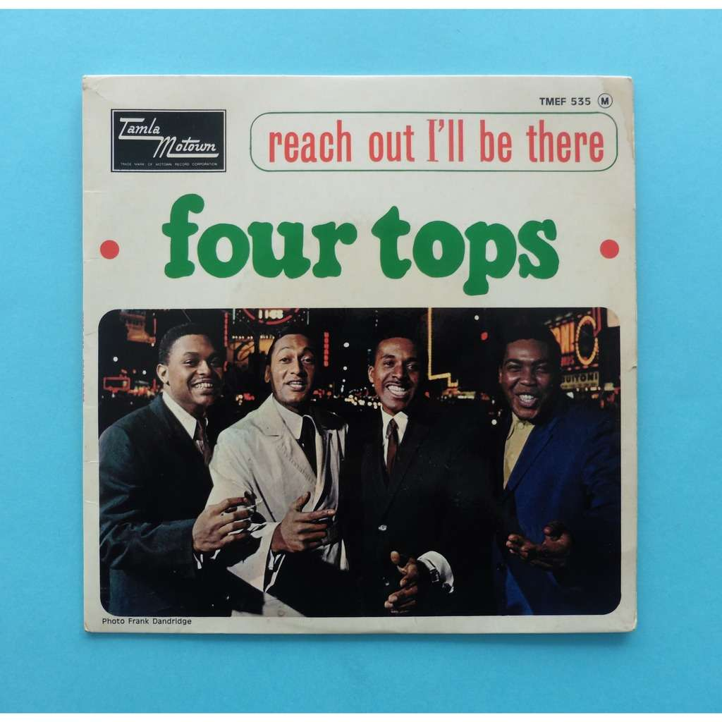 Reach Out Ill Be There 【中古】