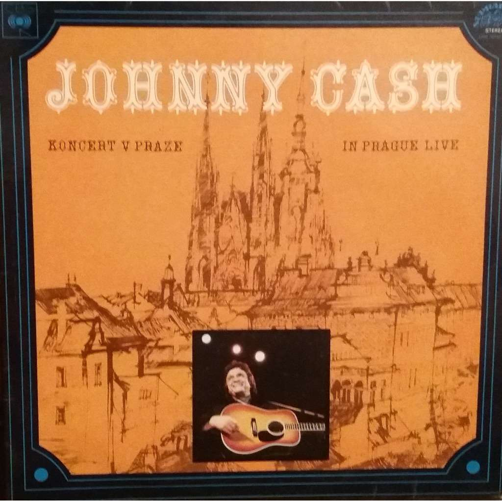 johnny cash in prague live