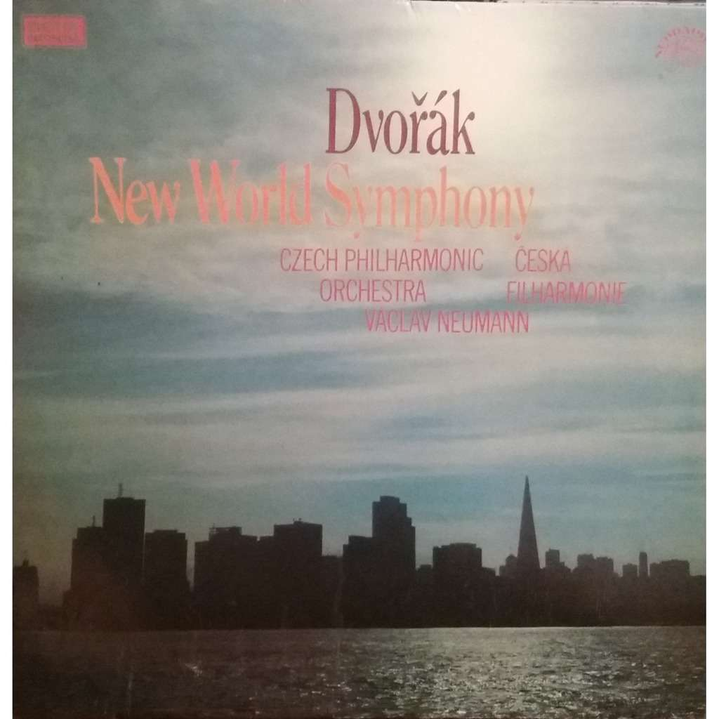 VACLAV NEUMANN Conductor conducts DVORAK- Symphony No. 9 In E Minor 'From The New World'