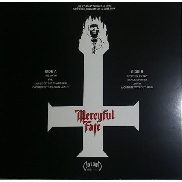 Mercyful Fate  Satanic Rites (lp) Ltd Edit Pict-Disc -E.U