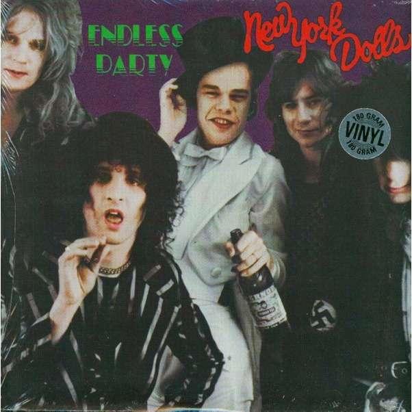 New York Dolls Endless Party