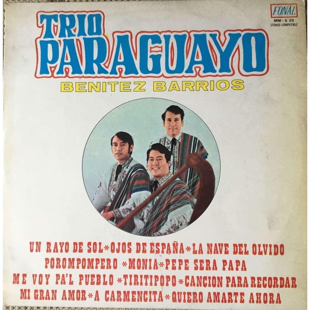 Trio paraguayo Benitez barrios