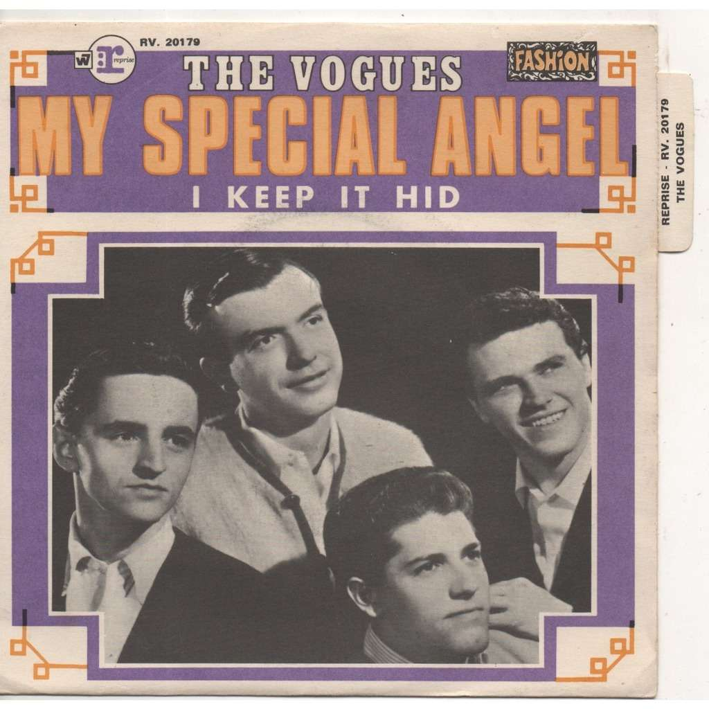 the vogues my special angel
