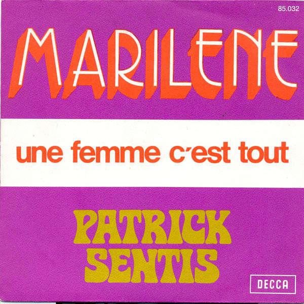 Patrick Sentis Marilene
