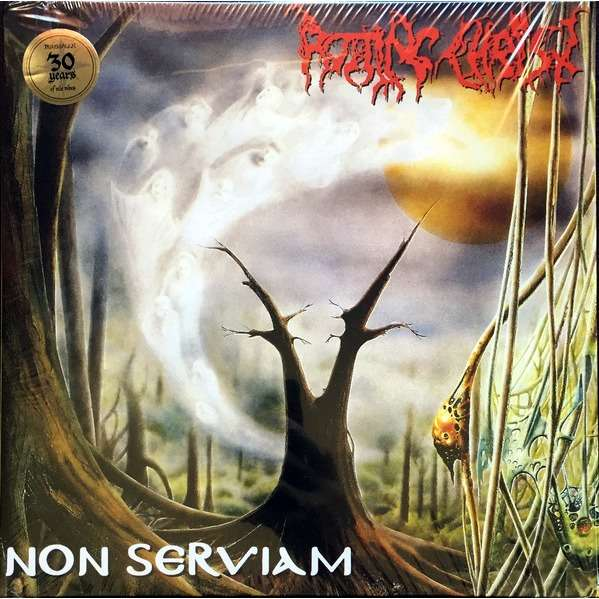 Rotting Christ Non Serviam (lp)