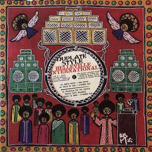 Odessa present Ras Mykha / K-Snan Dub* / Mekele Sefe Selassie / K-Shann Dub* - Rasta Youth