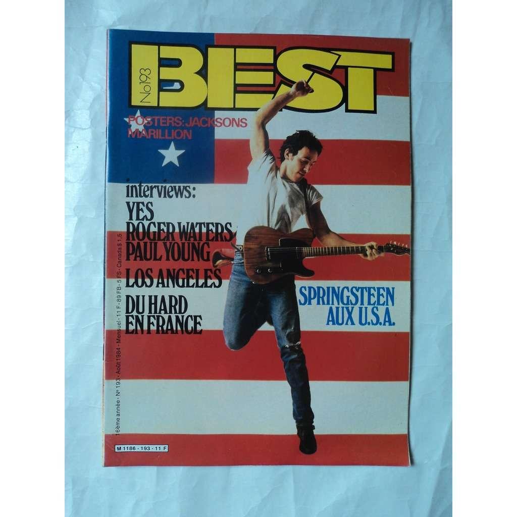 Best Magazine 193 Best Magazine No 193 poster agrafé