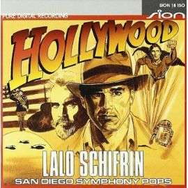 lalo schifrin HOLLYWOOD SAN DIEGO SYMPHONY POPS
