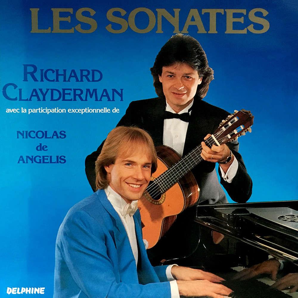 richard clayderman / nicolas de angelis LES SONATES