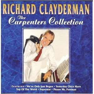 richard clayderman THE CARPENTERS COLLECTION