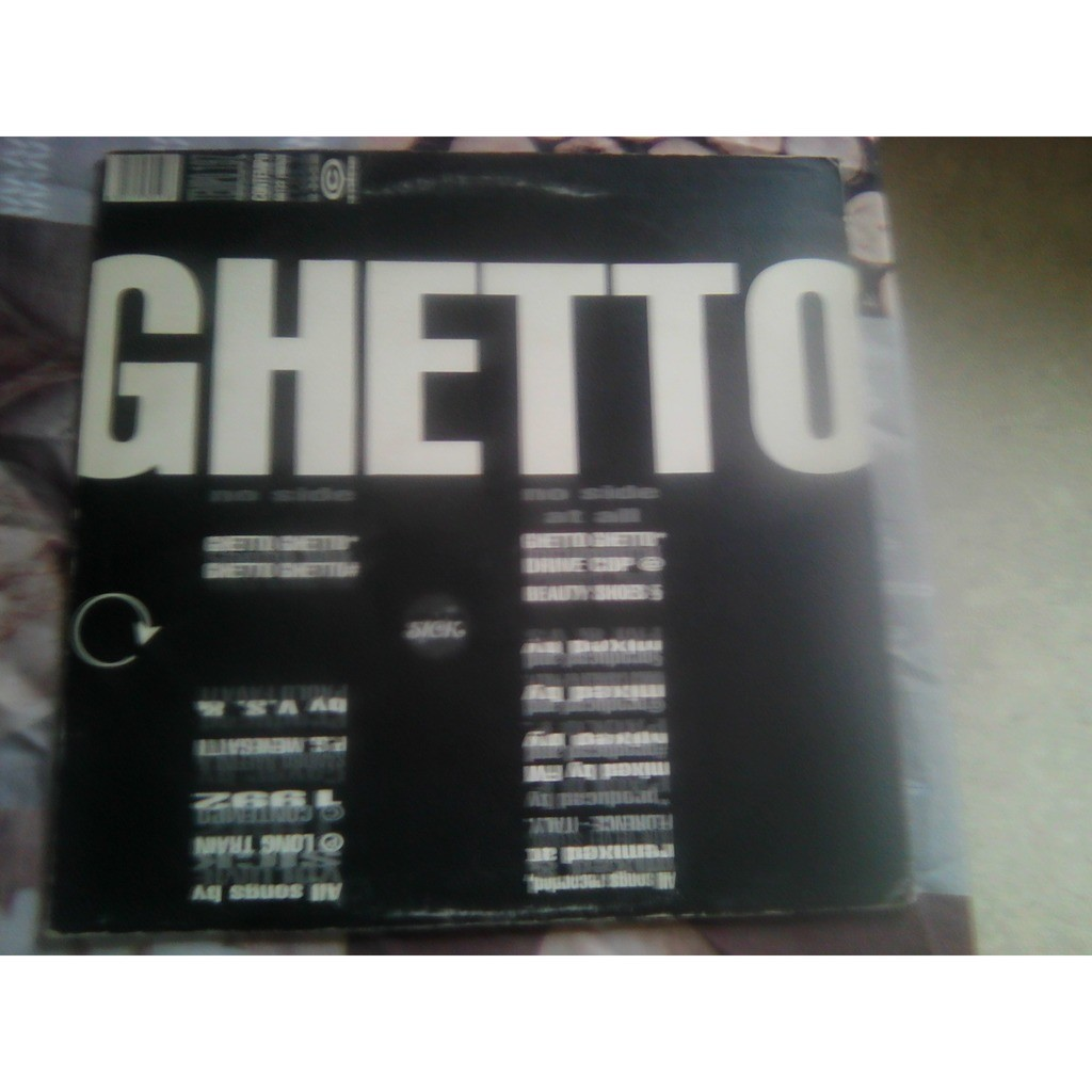 Volume Sick - Ghetto Ghetto (12) Volume Sick - Ghetto Ghetto (12)
