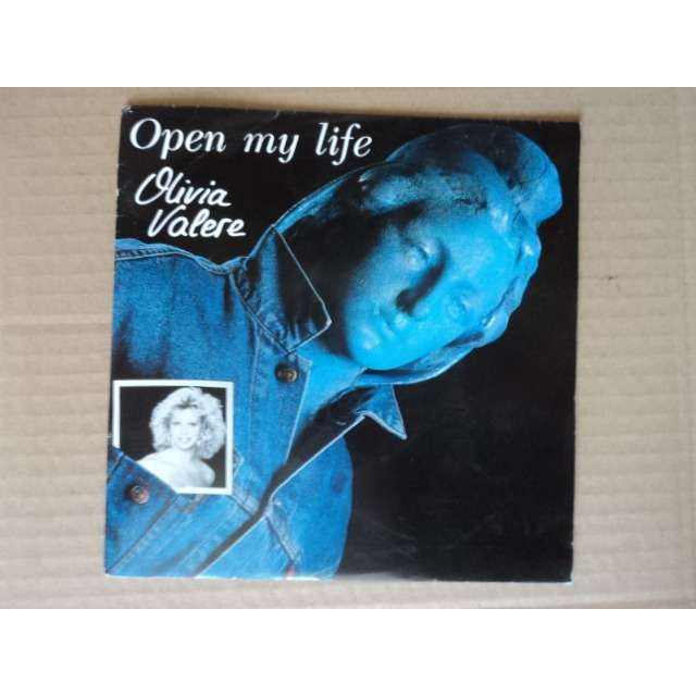 VALERE OLIVIA OPEN MY LIFE