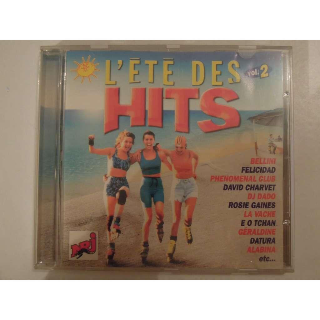 various l'été des hits volume 2