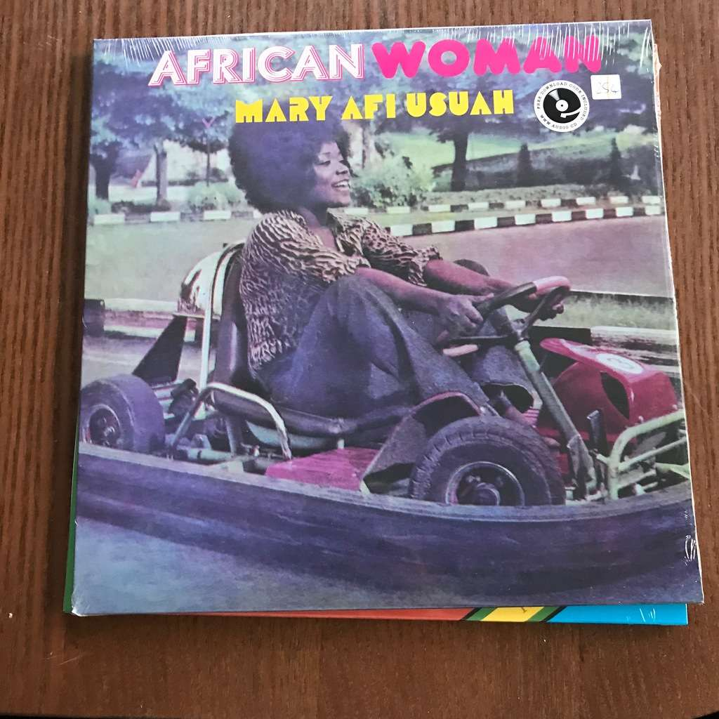 MARY AFI USUAH AFRICAN WOMAN