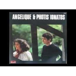 Angelique et Photis Ionatos sans titre il faut que je te dise + 10 titres