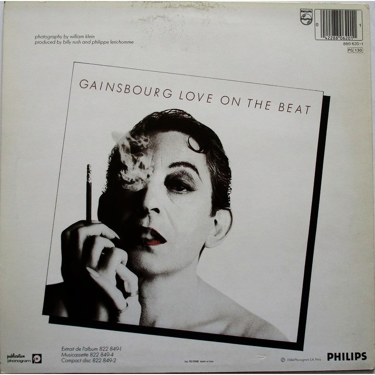 serge gainsbourg no comment (Extended Version)