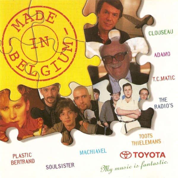 Machiavel, Won Ton Ton, Nacht Und Nebel, T.C.Matic Made In Belgium