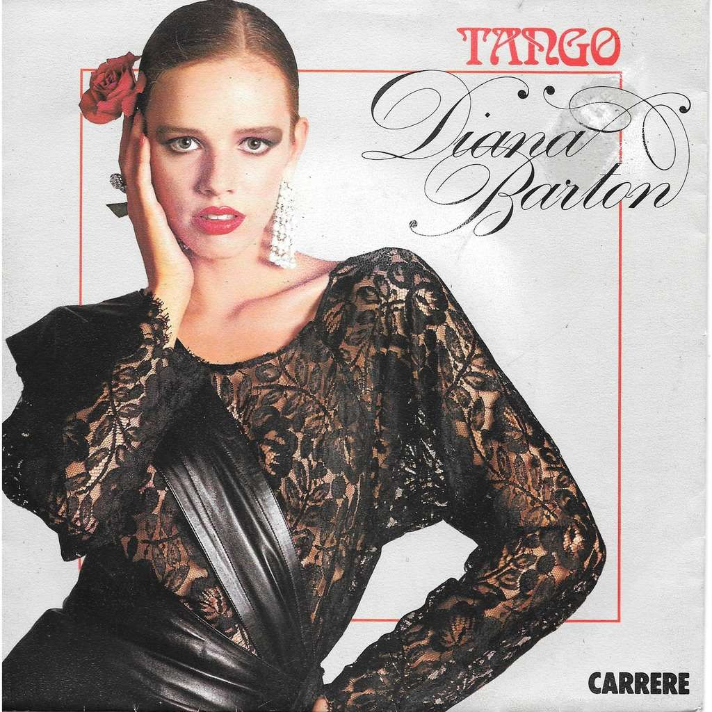 Diana Barton Tango / Are you ready for this tango