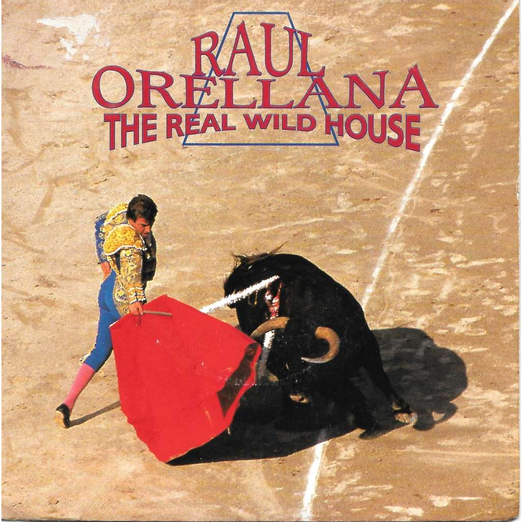 Raul Orellana The Real Wild House / Entre Dos Aguas (The Night Time Mix)