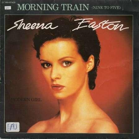 sheena easton morning train / modern girl