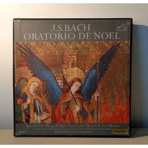 KURT THOMAS & FISCHER DIESKAU JS BACH Oratorio de noel