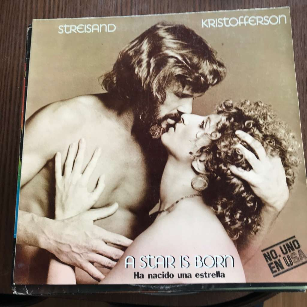 STREISAND / KRISTOFFERSON A STAR IS BORN