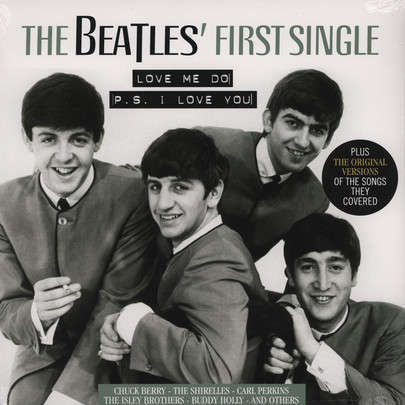 the beatles Beatles' First Single-Love Me Do/P.S. I Love You