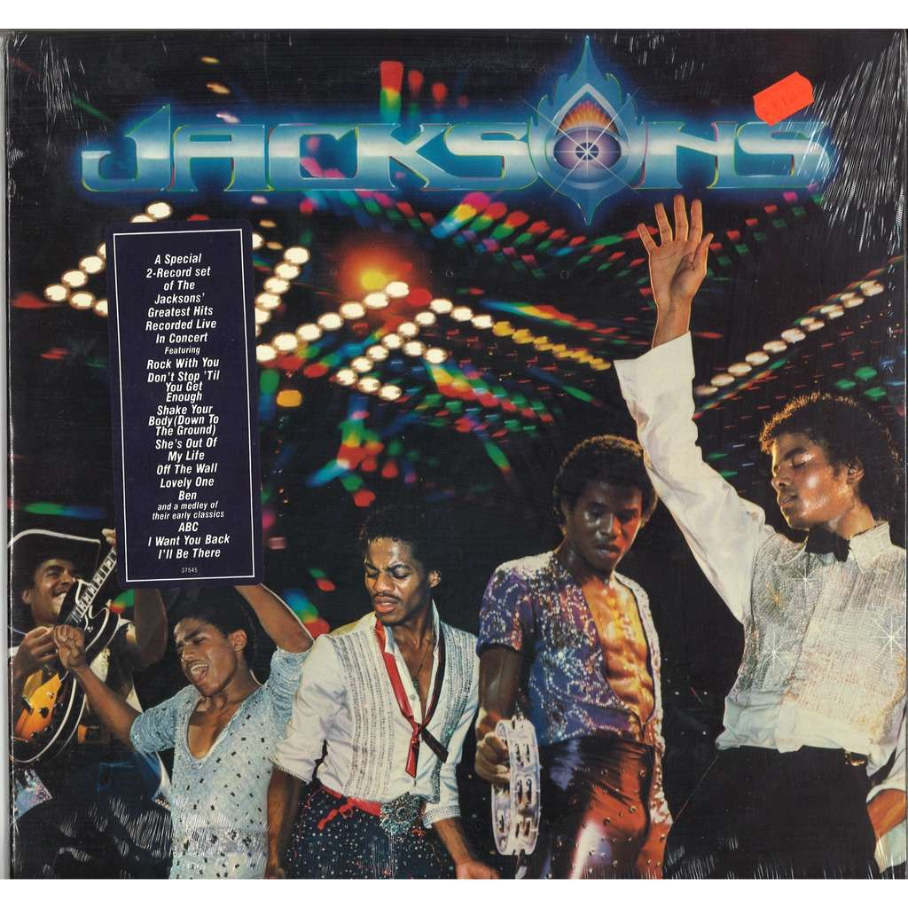 Michael Jackson & The Jacksons Live